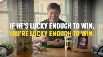 McDonald's Trick. Treat. Win! TV Spot, 'Bad Luck Brian' Featuring Kyle Craven - Thumbnail 8