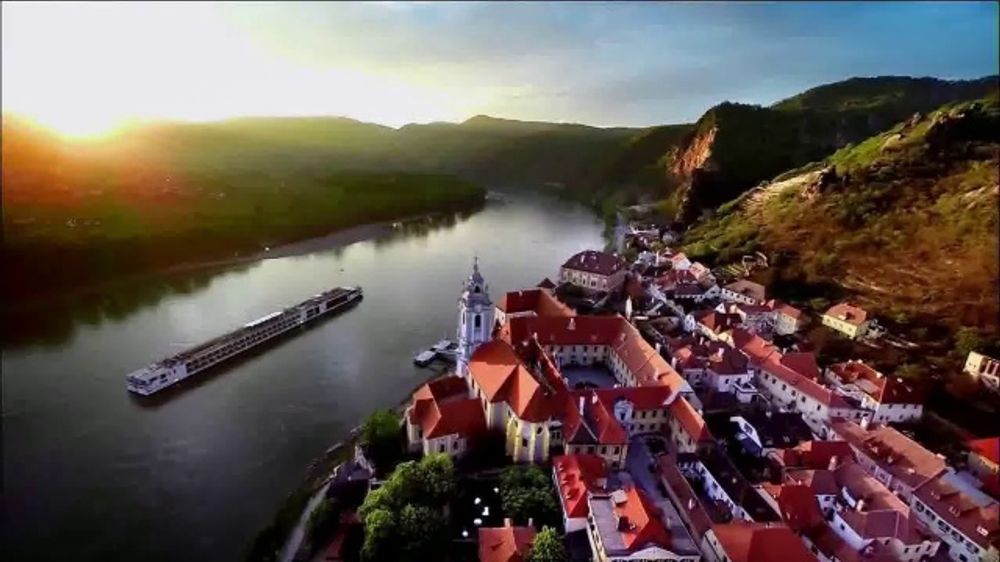 Viking Cruises TV Commercial, 'Europe's Landscapes' - Video
