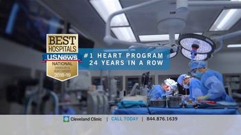 Cleveland Clinic TV Spot, 'Heart Care: Close to Home' - Thumbnail 7