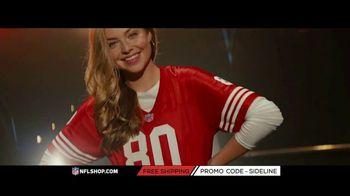NFL Shop TV Spot, 'NFL Fans' - 6 commercial airings