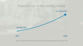 Bank of America Merrill Lynch TV Spot, 'What Is the Future of Mobility?: Peak Car' - Thumbnail 5