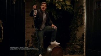Captain Morgan TV Spot, 'House Party: Sea Creature' Featuring Adam Devine - Thumbnail 8