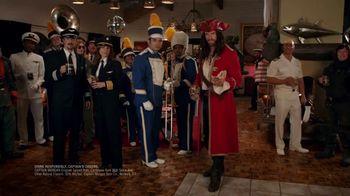 Captain Morgan TV Spot, 'House Party: Sea Creature' Featuring Adam Devine
