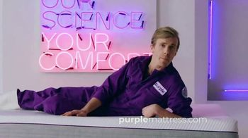 Purple Mattress TV Spot, 'Greatest Scientific Marvel Since John Stamos'
