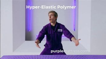 Purple Mattress TV Spot, 'Greatest Scientific Marvel Since John Stamos' - Thumbnail 4
