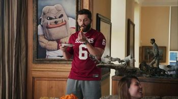 Nissan TV Spot, 'Heisman House: Pineapple' Featuring Barry Sanders, Mike Rozier, Baker Mayfield [T1] - Thumbnail 4
