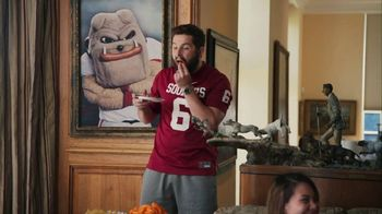 Nissan TV Spot, 'Heisman House: Pineapple' Featuring Barry Sanders, Mike Rozier, Baker Mayfield [T1]