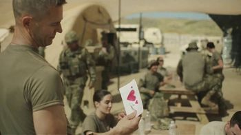 Navy Federal Credit Union cashRewards Credit Card TV Spot, 'Care Package' - Thumbnail 8
