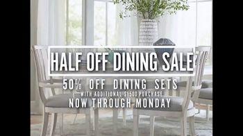 Bassett Half Off Dining Sale TV Spot, 'Start the Season' - Thumbnail 1