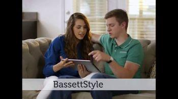 Bassett Half Off Dining Sale TV Spot, 'Start the Season' - Thumbnail 3