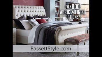 Bassett Half Off Dining Sale TV Spot, 'Start the Season' - Thumbnail 5