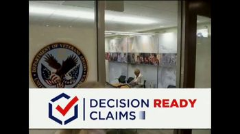 U.S. Department of Veteran Affairs TV Spot, 'Decision Ready Claim' - Thumbnail 5