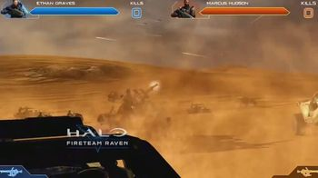 Dave and Buster's TV Spot, 'Halo Fireteam Raven: UFC'