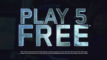 Dave and Buster's TV Spot, 'Halo Fireteam Raven: UFC' - Thumbnail 9