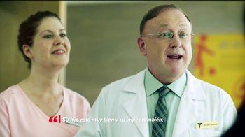 DishLATINO Inglés Para Todos TV Spot, 'Doctor' con Eugenio Derbez [Spanish] - Thumbnail 5