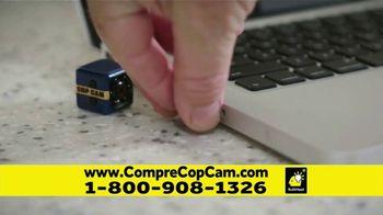 Cop Cam TV Spot, 'Cámara de seguridad inalámbrica' [Spanish] - Thumbnail 8