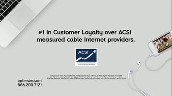 Optimum Internet TV Spot, 'Happy Customers' - Thumbnail 10