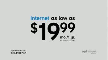 Optimum Internet TV Spot, 'Happy Customers' - Thumbnail 2