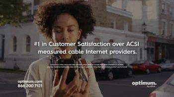 Optimum Internet TV Spot, 'Happy Customers' - Thumbnail 7