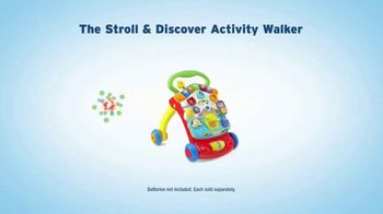 Stroll & Discover Activity Walker TV Spot, 'Your Child's Journey' - Thumbnail 10