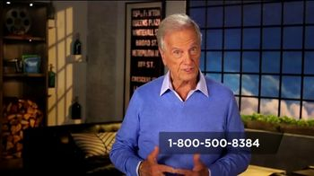 Relief Factor Quickstart TV Spot, 'Skeptical' Featuring Pat Boone - 34 commercial airings