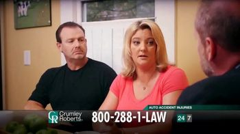 Crumley Roberts TV Spot, 'Donna and Toby'