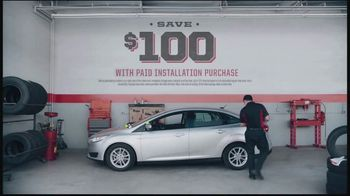 Big O Tires Friends and Family Pricing TV Spot, 'Save $100'