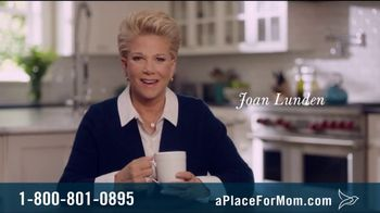 A Place For Mom TV Spot, 'Memory Care' Featuring Joan Lunden - Thumbnail 1