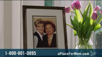 A Place For Mom TV Spot, 'Memory Care' Featuring Joan Lunden - Thumbnail 2
