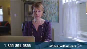 A Place For Mom TV Spot, 'Memory Care' Featuring Joan Lunden - Thumbnail 4