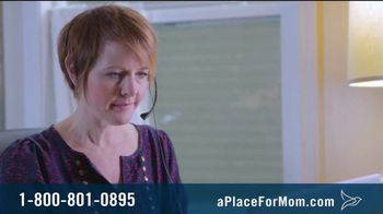 A Place For Mom TV Spot, 'Memory Care' Featuring Joan Lunden - Thumbnail 5