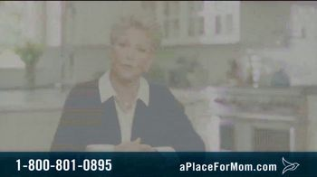 A Place For Mom TV Spot, 'Memory Care' Featuring Joan Lunden - Thumbnail 6
