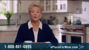 A Place For Mom TV Spot, 'Memory Care' Featuring Joan Lunden - Thumbnail 9