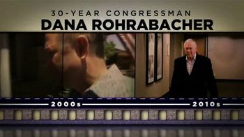 Democratic Congressional Campaign Committee (DCCC) TV Spot, 'Dana Rohrbacher'
