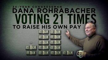Democratic Congressional Campaign Committee (DCCC) TV Spot, 'Dana Rohrbacher' - Thumbnail 5