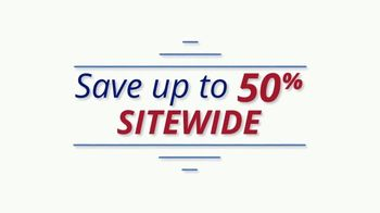 Blinds.com Columbus Day Sale TV Spot, 'Up to 50 Percent Off Storewide'