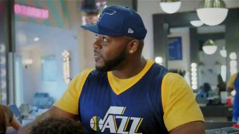 NBA League Pass TV Spot, 'Barber Shop' Featuring Donovan Mitchell - Thumbnail 8