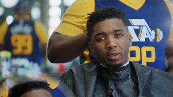 NBA League Pass TV Spot, 'Barber Shop' Featuring Donovan Mitchell - Thumbnail 1