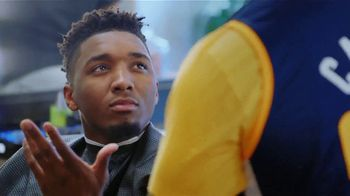 NBA League Pass TV Spot, 'Barber Shop' Featuring Donovan Mitchell - Thumbnail 4