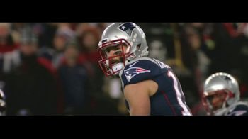 NFL TV Spot, 'Ready, Set, NFL: Julian Edelman' - 190 commercial airings