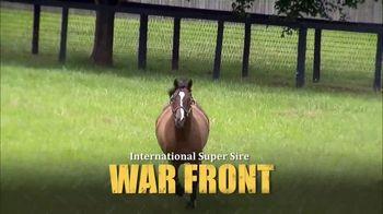 Claiborne Farm TV Spot, 'War Front 2018' - Thumbnail 2