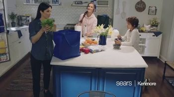 Sears Columbus Day Event TV Spot, \'Kenmore: Now Get Even More\'