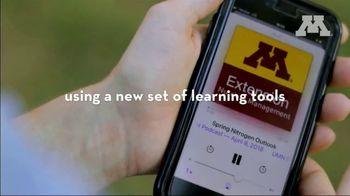 University of Minnesota TV Spot, 'A New Set of Online Learning Tools for Minnesota's Farmers' - Thumbnail 4