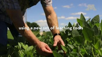 University of Minnesota TV Spot, 'A New Set of Online Learning Tools for Minnesota's Farmers' - Thumbnail 5