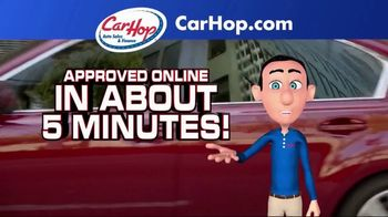 CarHop Auto Sales & Finance TV Spot, 'No Fees Ever: $250 Down' - Thumbnail 6