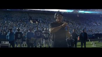 Pepsi TV Spot, 'Ice the Kicker' Featuring Ron Rivera, Devin Funchess, Song by Same Spence - Thumbnail 3