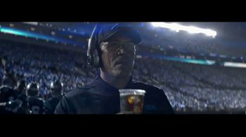 Pepsi TV Spot, 'Ice the Kicker' Featuring Ron Rivera, Devin Funchess, Song by Same Spence