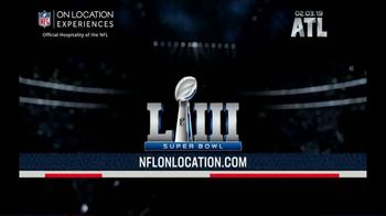 NFL On Location TV Spot, 'Reasons: Super Bowl LIII' - Thumbnail 8