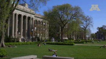 University of Minnesota TV Spot, 'Bringing Discovery to Minnesota's Doorstep'