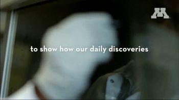 University of Minnesota TV Spot, 'Bringing Discovery to Minnesota's Doorstep' - Thumbnail 6